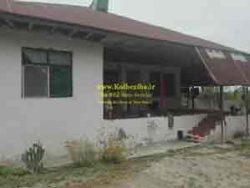 خانه باغ روستایی با ۵۰۰ متر مربع محوطه